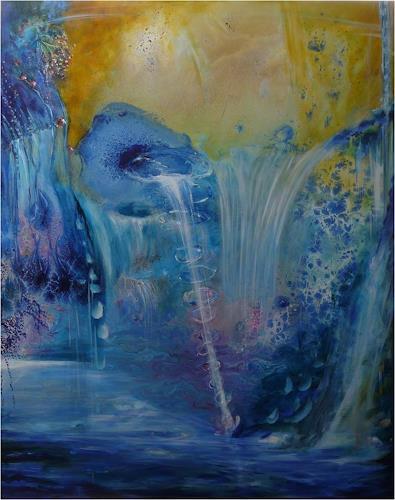 ReMara, Wasserklänge, Fantasy, Poetry, Contemporary Art, Expressionism