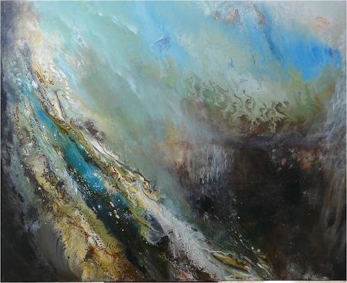 ReMara, Urkraft, Abstract art, Fantasy, Contemporary Art, Expressionism