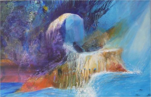 ReMara, Beauty FULL, Fantasy, Nature: Miscellaneous, Contemporary Art, Expressionism