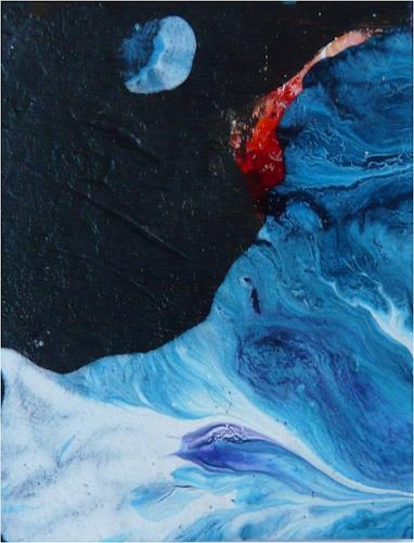 ReMara, EINS (aus der serie Mini), Abstract art, Symbol, Contemporary Art