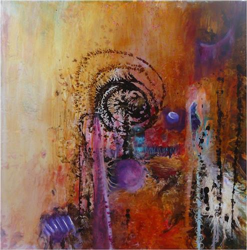 ReMara, Feuertanz, Abstract art, Decorative Art, Contemporary Art