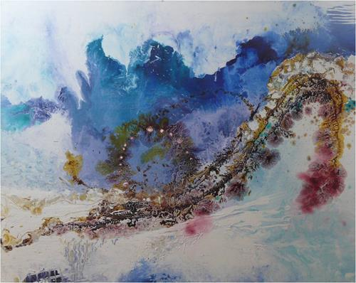 ReMara, Winterklang, Poetry, Times: Winter, Contemporary Art, Expressionism