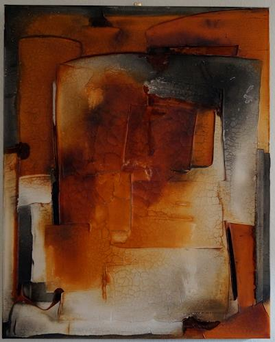 Christel Bormann, o.T., Abstract art, Abstract Art, Expressionism
