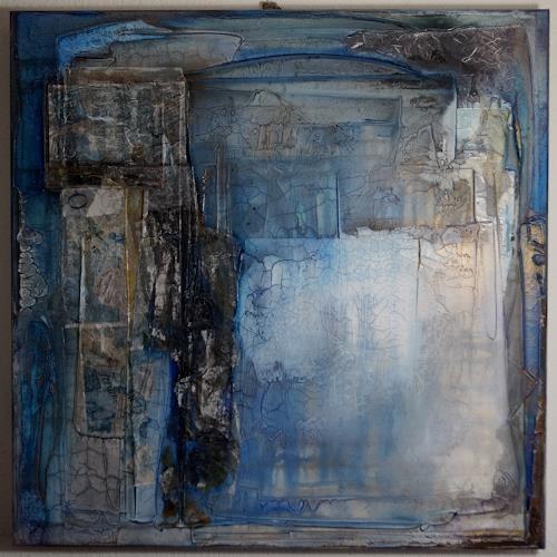 Christel Bormann, transparent, Abstract art, Abstract Art