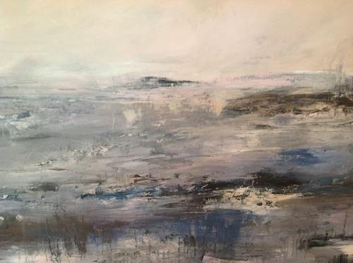 Sonia Radtke, la mer, Landscapes: Sea/Ocean, Abstract Art, Abstract Expressionism