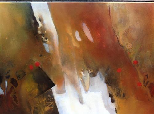 Sonia Radtke, Abendmuse, Abstract art, Abstract Expressionism, Expressionism