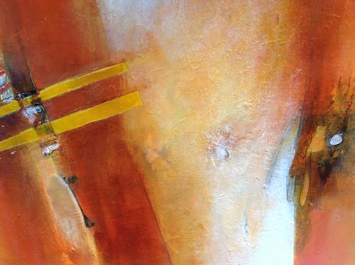 Sonia Radtke, Abendmuse II, Decorative Art, Abstract Expressionism, Expressionism