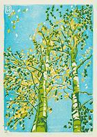 Matthias-Haerting-Plants-Trees-Landscapes-Autumn-Modern-Age-Modern-Age