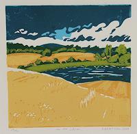 Matthias-Haerting-Landscapes-Summer-Landscapes-Sea-Ocean-Modern-Age-Modern-Age