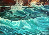 Matthias-Haerting-Landscapes-Sea-Ocean-Nature-Water-Modern-Age-Modern-Age