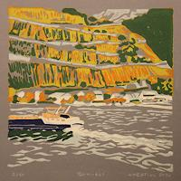 Matthias-Haerting-Landscapes-Autumn-Landscapes-Mountains-Modern-Age-Modern-Age