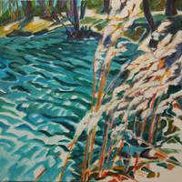 Matthias-Haerting-Landscapes-Sea-Ocean-Landscapes-Autumn-Modern-Age-Modern-Age