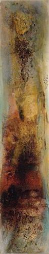 Katharina Frei-Boos, BURN, Abstract art, Decorative Art, Contemporary Art