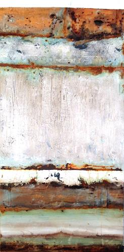 Katharina Frei-Boos, Vergänglichkeit: TEMPO PASSATI II, Abstract art, Abstract art, Contemporary Art, Expressionism