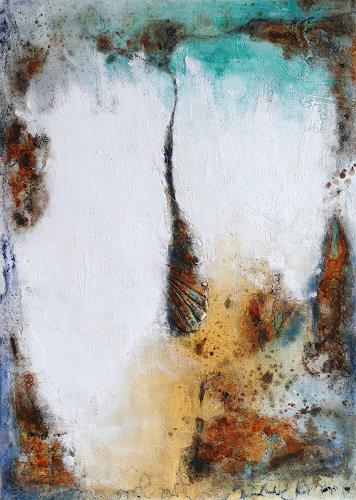 Katharina Frei-Boos, Halt mich, ich falle, Abstract art, Abstract Art, Expressionism