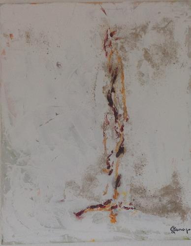 Gaby Derungs, Säule/www.mgm-art.com, Burlesque, Abstract art, Contemporary Art