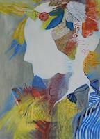 ILSE RUBY-M., Gedanken im Kopf