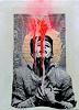 Die Welt der Lumi Divinior by Gunilla Göttlicher, Clown im Licht