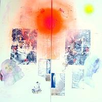 Die-Welt-der-Lumi-Divinior-by-Gunilla-Goettlicher-Movement-Outer-space-Stars-Modern-Age-Avant-garde-Surrealism