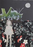 Die-Welt-der-Lumi-Divinior-by-Gunilla-Goettlicher-People-Children-Poetry-Modern-Age-Avant-garde-Surrealism