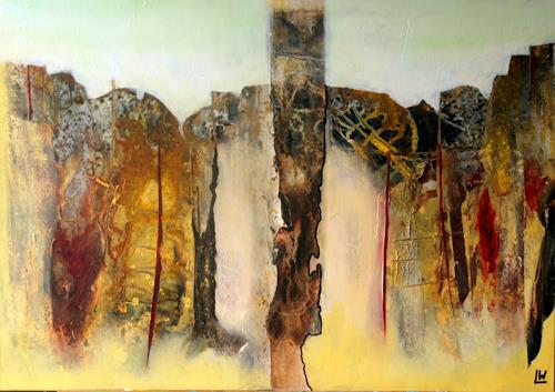 Maria und Wolfgang Liedermann, Dom= Moschee=Tempel,, Abstract art, Symbol, Happening, Expressionism
