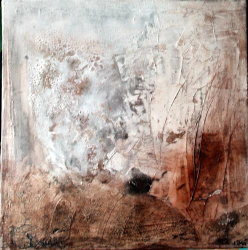 Maria und Wolfgang Liedermann, OT 140301, Abstract art, Happening, Abstract Expressionism