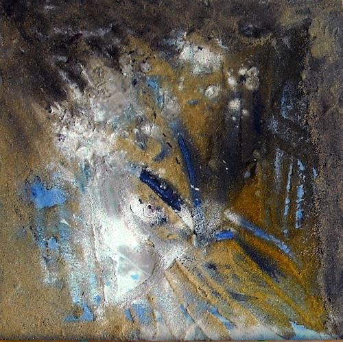Maria und Wolfgang Liedermann, OT 140502, Abstract art, Happening, Abstract Expressionism
