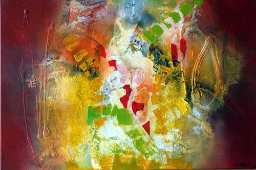 Maria und Wolfgang Liedermann, Glücksfall, Abstract art, Contemporary Art