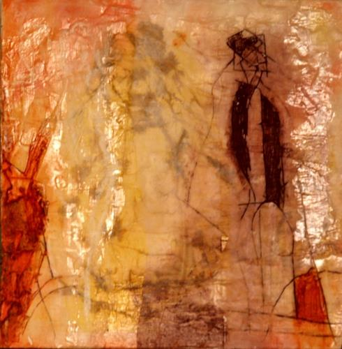 Maria und Wolfgang Liedermann, Mode, Abstract art, Abstract Expressionism