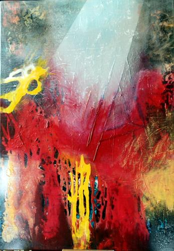 Maria und Wolfgang Liedermann, Spotlight, Abstract art, Contemporary Art
