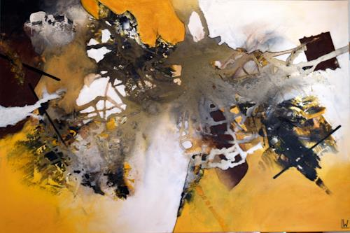 Maria und Wolfgang Liedermann, Spiderman, Abstract art, Abstract Expressionism