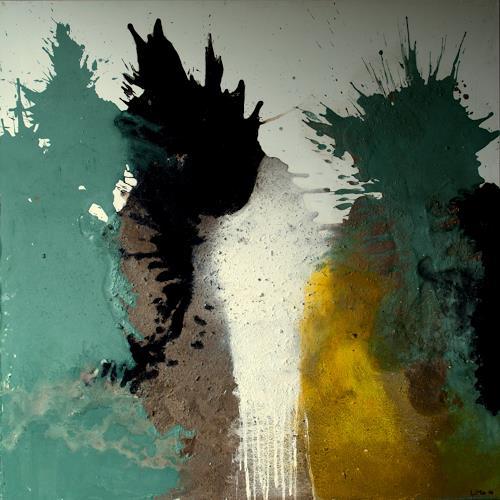 Maria und Wolfgang Liedermann, Splash!, Abstract art, Abstract Expressionism
