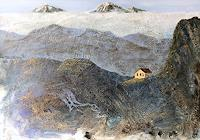 Maria und Wolfgang Liedermann, Blaue Berge