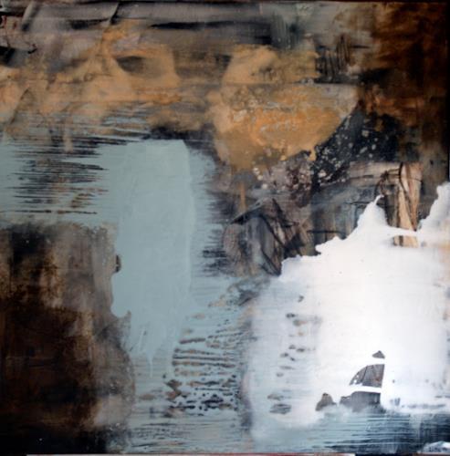 Maria und Wolfgang Liedermann, Die Meister ergreifen nicht Partei, Abstract art, Abstract Art