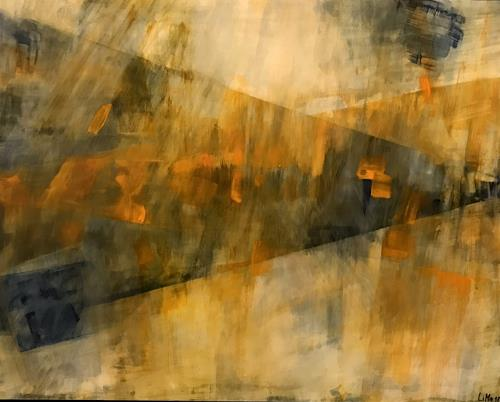 Maria und Wolfgang Liedermann, Obsidian, Abstract art, Contemporary Art