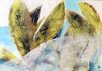 Maria-und-Wolfgang-Liedermann-Abstract-art-Miscellaneous-Plants-Contemporary-Art-Contemporary-Art