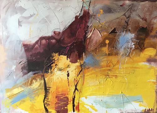 Maria und Wolfgang Liedermann, Rom, Abstract art, Abstract Art, Abstract Expressionism