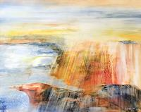 Maria-und-Wolfgang-Liedermann-Abstract-art-Landscapes-Modern-Age-Abstract-Art