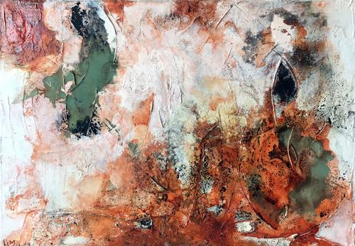 Maria und Wolfgang Liedermann, Medea, Abstract art, Abstract Art, Expressionism