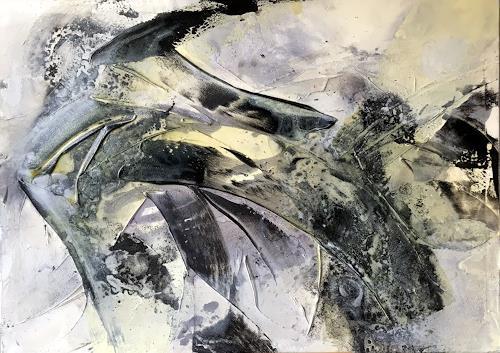 Maria und Wolfgang Liedermann, Das Universum ist vollkommen, Abstract art, Abstract Art, Abstract Expressionism