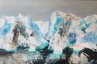 Maria-und-Wolfgang-Liedermann-Landscapes-Sea-Ocean-Landscapes-Mountains-Contemporary-Art-Contemporary-Art