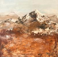 Maria-und-Wolfgang-Liedermann-Landscapes-Mountains-Contemporary-Art-Contemporary-Art