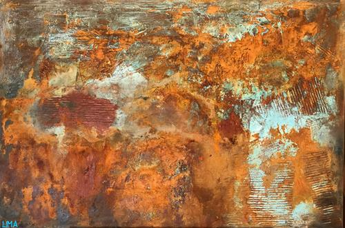 Maria und Wolfgang Liedermann, Oldtimer, Abstract art, Abstract Art, Abstract Expressionism