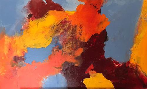 Maria und Wolfgang Liedermann, Hey Jude, Abstract art, Abstract Art