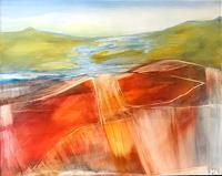 Maria-und-Wolfgang-Liedermann-Landscapes-Abstract-art-Contemporary-Art-Contemporary-Art