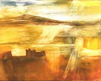 Maria-und-Wolfgang-Liedermann-Abstract-art-Landscapes-Hills-Contemporary-Art-Contemporary-Art