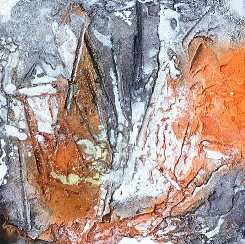 Maria und Wolfgang Liedermann, Sommergefühle 1, Abstract art, Contemporary Art