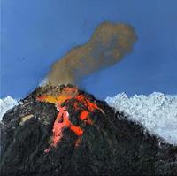 Maria-und-Wolfgang-Liedermann-Landscapes-Mountains-Contemporary-Art-Contemporary-Art