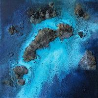 Maria-und-Wolfgang-Liedermann-Landscapes-Tropics-Landscapes-Sea-Ocean-Contemporary-Art-Contemporary-Art