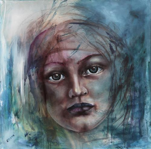 Edeldith, Eva, People, Emotions, Expressive Realism, Expressionism